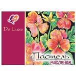 Пастель масляная художественная Луч Люкс 24 цвета трехгранное сечение 25С1510-08