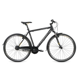 Велосипед Format 5332 Matt Black, интернет-магазин Sportcoast.ru