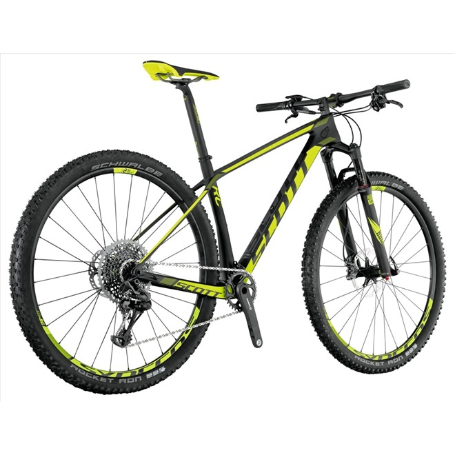 Велосипед Scott Sсale RC 900 World Cup (2017), интернет-магазин Sportcoast.ru