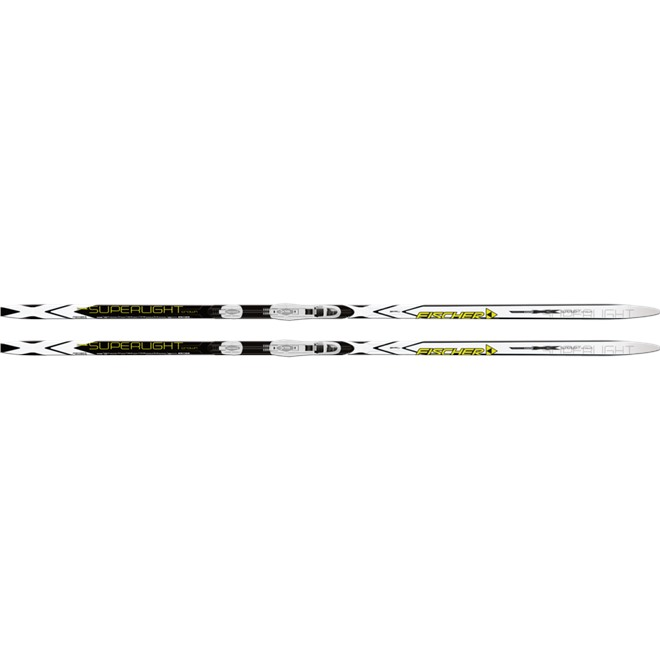 Лыжи Fischer SUPERLIGHT CROWN NIS №40112, интернет-магазин Sportcoast.ru