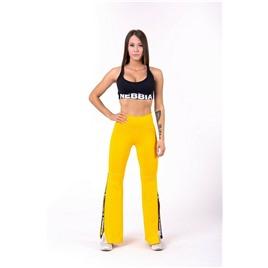 Ne 70-s Fancy flared pants цв.жёлтый
