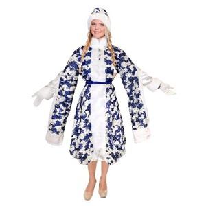 """Новогодний костюм """"Снегурочка"""" Боярыня"""
