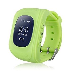 Детские часы GPS трекер Smart Baby Watch Q50 Зеленые