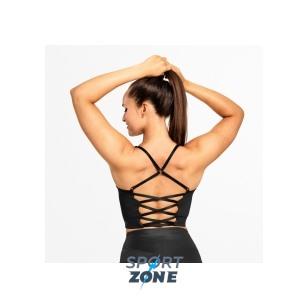 Спортивный топ Better Bodies Vesey Strap Top, черный