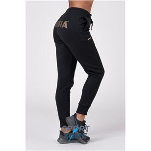 NE Sweatpants Gold Classic цв.чёрный
