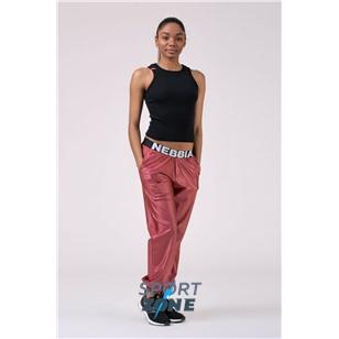 Ne Sports Drop Crotch pants цв.персиковый