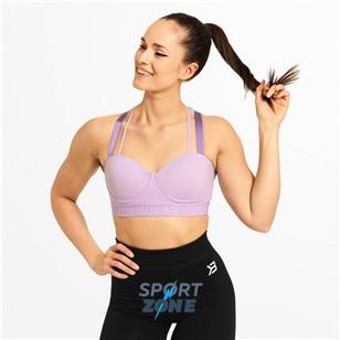 Спортивный топ Better Bodies Waverly Sports Bra, лиловый
