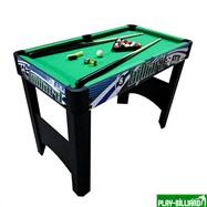 Настольный футбол DFC FUN 4 в 1, интернет-магазин товаров для бильярда Play-billiard.ru. Фото 2