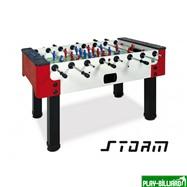 Всепогодный настольный футбол (кикер) «Storm F-2 family outdoor telescopic» (145x76x93), интернет-магазин товаров для бильярда Play-billiard.ru