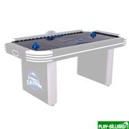 Atomic Игровое поле / каркас для аэрохоккея «Atomic Lumen-X Laser» 6 ф, интернет-магазин товаров для бильярда Play-billiard.ru