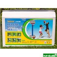 Weekend Баскетбольный щит на регулируемой опоре «Deluxe Basketball» (с мячом для мини-баскетбола), интернет-магазин товаров для бильярда Play-billiard.ru. Фото 10