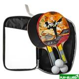 Набор для настольного тенниса «Karate», (2 ракетки, 3 мяча), для интенсивных тренировок, интернет-магазин товаров для бильярда Play-billiard.ru