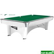 Weekend Бильярдный стол для пула «Dynamic III» 7 ф (белый), интернет-магазин товаров для бильярда Play-billiard.ru