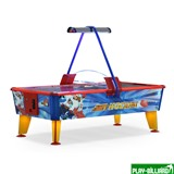 Аэрохоккей «Ice & Fire Gold» 6 ф (купюроприемник), интернет-магазин товаров для бильярда Play-billiard.ru