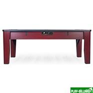 DBO Многофункциональный игровой стол 6 в 1 «Tornado» (коричневый), интернет-магазин товаров для бильярда Play-billiard.ru. Фото 2