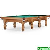 Weekend Бильярдный стол для русского бильярда «Classic II» 12 ф (ясень), интернет-магазин товаров для бильярда Play-billiard.ru
