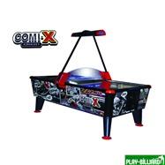 Wik Аэрохоккей «Comix» 8 ф (238 х 128 х 83 см, жетоноприемник/купюроприемник), интернет-магазин товаров для бильярда Play-billiard.ru