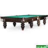 Weekend Бильярдный стол для русского бильярда «Tower» 12 ф (черный орех), интернет-магазин товаров для бильярда Play-billiard.ru