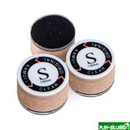 """Наклейка для кия """"Kamui Clear Original"""" (S) 13мм, интернет-магазин товаров для бильярда Play-billiard.ru. Фото 1"""