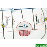 Настольный хоккей «Stiga Play Off» (95 x 49 x 16 см, цветной), интернет-магазин товаров для бильярда Play-billiard.ru. Фото 2