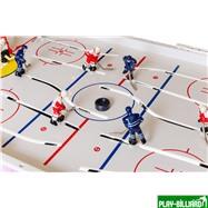Настольный хоккей «Форвард» (74 x 42.5 x 13 см, цветной), интернет-магазин товаров для бильярда Play-billiard.ru. Фото 6