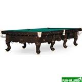 Weekend Бильярдный стол для снукера «Gogard» 12 ф (черный орех), интернет-магазин товаров для бильярда Play-billiard.ru