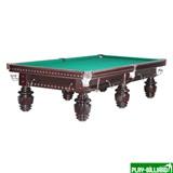 Weekend Бильярдный стол для русского бильярда «Turnus II» 10 ф (вишня), интернет-магазин товаров для бильярда Play-billiard.ru