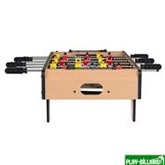 WBC Настольный футбол (кикер) «Junior I» (69 х 36 x 20 см), интернет-магазин товаров для бильярда Play-billiard.ru. Фото 3
