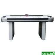 Atomic Аэрохоккей «NEON-X» 6 ф (183 х 102 х 79 см, черный), интернет-магазин товаров для бильярда Play-billiard.ru. Фото 2