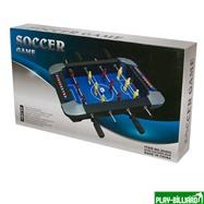 Настольный футбол Partida Carbon 52, интернет-магазин товаров для бильярда Play-billiard.ru. Фото 3