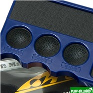 Mezz Cues Инструмент для обработки наклейки «Mezz Cue Magic CMT-B» (синий), интернет-магазин товаров для бильярда Play-billiard.ru. Фото 2