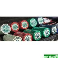Набор для покера US Dollar на 500 фишек, интернет-магазин товаров для бильярда Play-billiard.ru. Фото 2