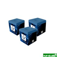 G2 Мел «G2 Japan» синий, интернет-магазин товаров для бильярда Play-billiard.ru