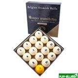 Aramith Saluc Комплект шаров 67 мм «Super Aramith Pro Tournament», интернет-магазин товаров для бильярда Play-billiard.ru
