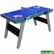 Weekend Многофункциональный игровой стол 6 в 1 «Heat», интернет-магазин товаров для бильярда Play-billiard.ru. Фото 1