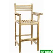 Weekend Кресло бильярдное x 2, со столешницей (светлое) 90.005.00.0, интернет-магазин товаров для бильярда Play-billiard.ru. Фото 2