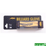 Predator Перчатка бильярдная «Predator» (черно-желтая) L&XL, интернет-магазин товаров для бильярда Play-billiard.ru