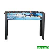 Weekend Настольный футбол (кикер) «Dybior Turin» (120x61x84, синий), интернет-магазин товаров для бильярда Play-billiard.ru. Фото 2