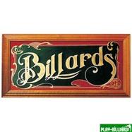 "Weekend Зеркало-постер ""Billiard"", интернет-магазин товаров для бильярда Play-billiard.ru"