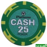 Набор для покера Cash на 500 фишек, интернет-магазин товаров для бильярда Play-billiard.ru. Фото 4