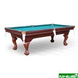Weekend Бильярдный стол для русского бильярда «Essex» 8 ф (корица), интернет-магазин товаров для бильярда Play-billiard.ru