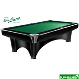 "Weekend Бильярдный стол для пула ""Dynamic III"" 9 ф (черный), интернет-магазин товаров для бильярда Play-billiard.ru"