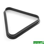 Треугольник 57.2 мм (черный пластик, 3 мм), интернет-магазин товаров для бильярда Play-billiard.ru