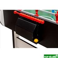 Настольный футбол Vortex Family black, интернет-магазин товаров для бильярда Play-billiard.ru. Фото 5