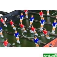 Weekend Настольный футбол (кикер) «Flex» (122x61x78.7 см, красный), интернет-магазин товаров для бильярда Play-billiard.ru. Фото 5