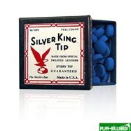Tweeten Наклейка для кия «Silver King» 13 мм, интернет-магазин товаров для бильярда Play-billiard.ru
