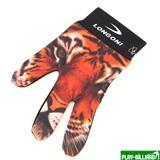 """Перчатка бильярдная """"Longoni Fancy Tiger"""", интернет-магазин товаров для бильярда Play-billiard.ru"""