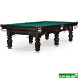 Weekend Бильярдный стол для русского бильярда «Classic II» 10 ф (черный орех), интернет-магазин товаров для бильярда Play-billiard.ru