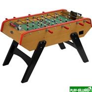 Weekend Настольный футбол (кикер) «Glasgow» (152.5x76x89 см, коричневый), интернет-магазин товаров для бильярда Play-billiard.ru