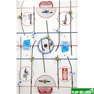 Настольный хоккей «Stiga Play Off» (95 x 49 x 16 см, цветной), интернет-магазин товаров для бильярда Play-billiard.ru. Фото 4